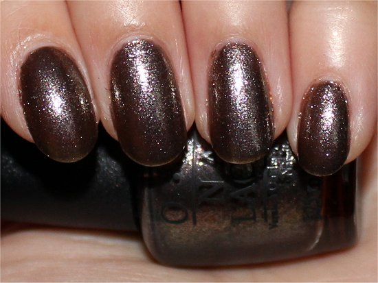 The World Is Not Enough by OPI Skyfall Collection