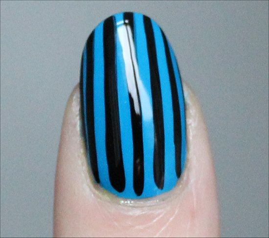 Blue Nails Nail Art Pictures