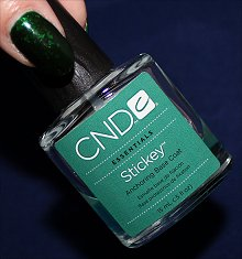 CND Stickey Anchoring Base Coat Review & Pictures