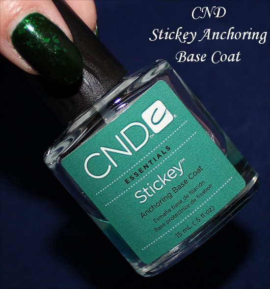 Cnd Stickey Anchoring Base Coat Review Pictures