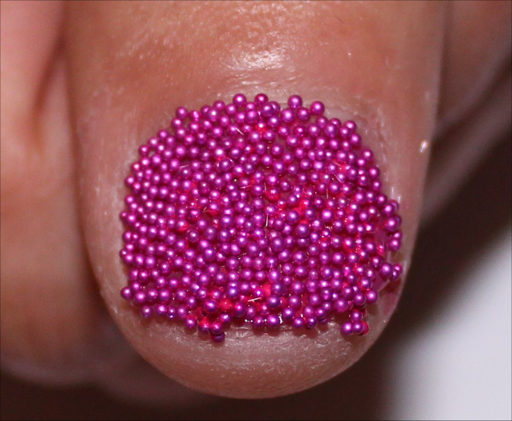 Caviar Nails Manciure Nail Art