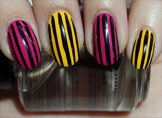 Easy Nail Art Ideas Stripe Nails