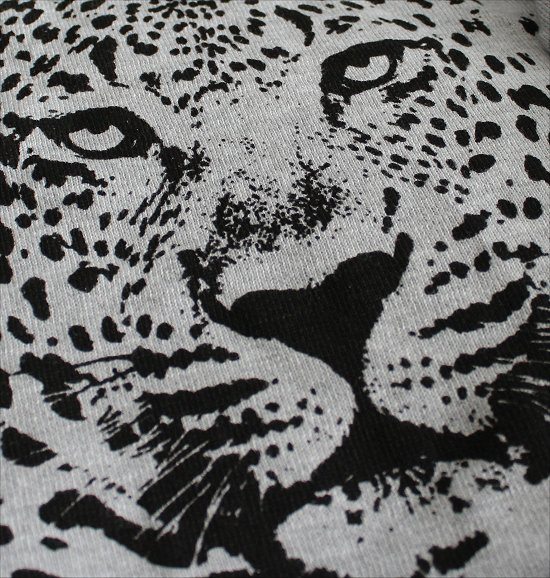 Garage Clothing Cheetah Graphic Sweater