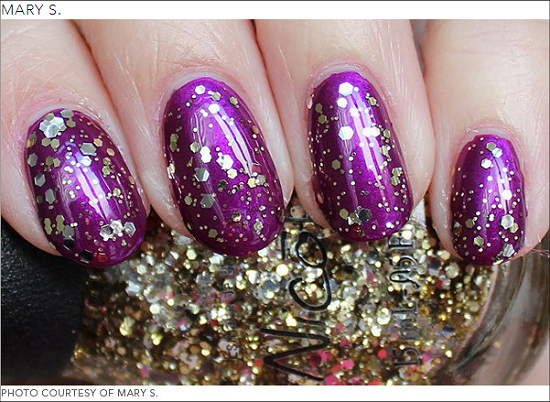 Holiday Manicure Ideas Beautylish SwatchAndLearn