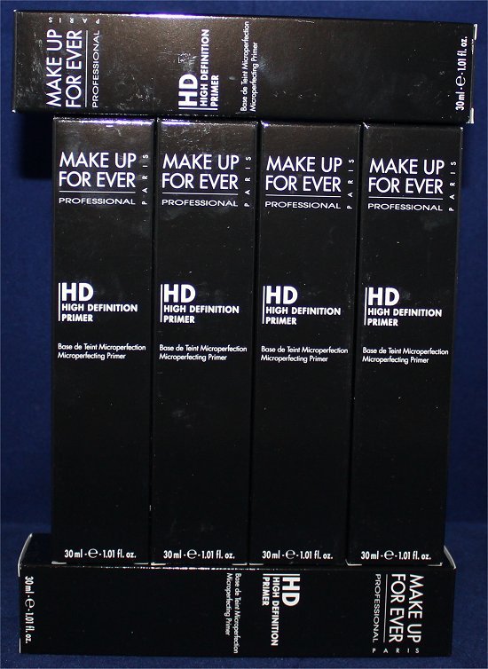 IMATS Haul Toronto 2012 Make Up For Ever HD High Definition Primer 0