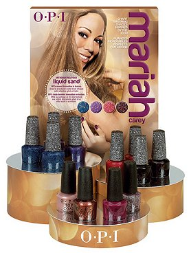 Mariah Carey by OPI Collection Press Release & Promo Pictures