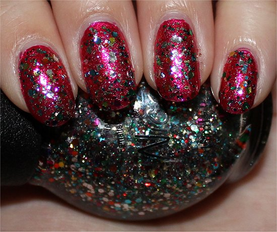 Nicole by OPI Confetti Fun Review & Swatch