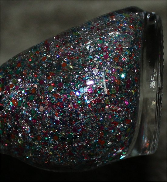 Nicole by OPI Confetti Fun Selena Gomez Collection Swatches & Review