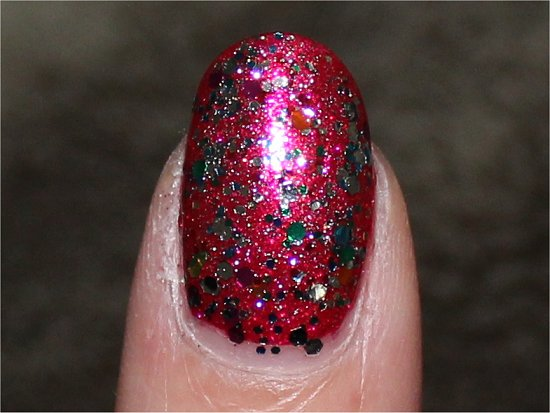 Nicole by OPI Confetti Fun Selena Gomez Collection