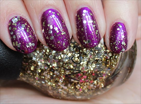 Nicole-by-OPI-Kissed-At-Midnight-Swatch-Review