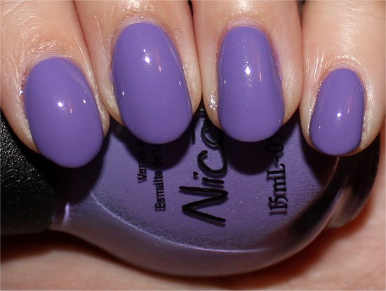 Nicole by OPI Love Song Selena Gomez Collection Swatch