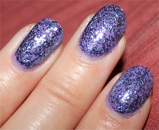 Nicole by OPI Mi Fantasia Swatches