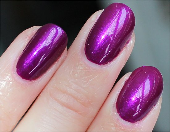 Nicole by OPI Pretty in Plum Pictures