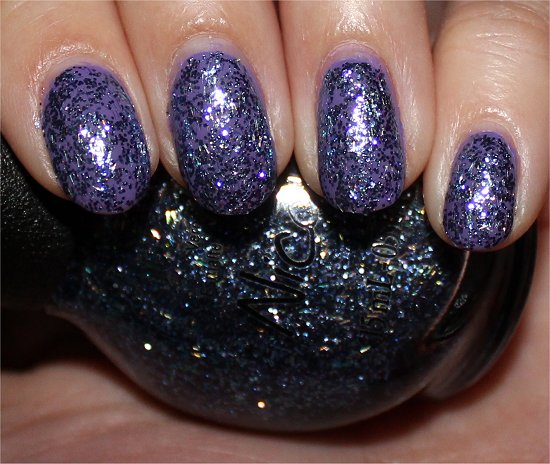 Nicole by OPI Selena Gomez Collection Mi Fantasia Swatch