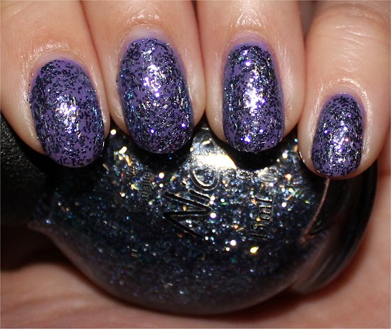 Nicole by OPI Selena Gomez Collection Mi Fantasia Swatches