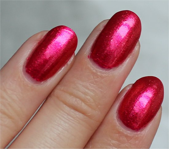 Nicole by OPI Selena Gomez Collection Scarlett