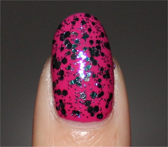 Nicole by OPI Selena Gomez Collection Sweet Dreams Swatch