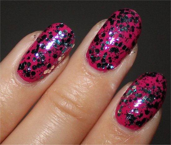Nicole by OPI Sweet Dreams Swatch & Review