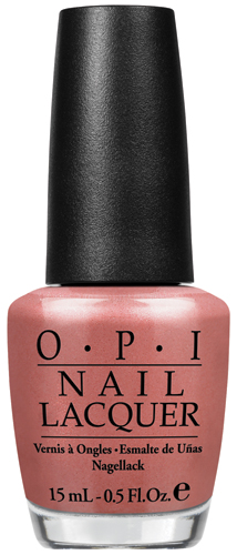 OPI Hands Off My Kielbasa OPI Euro Centrale Collection Press Release & Promo Pictures