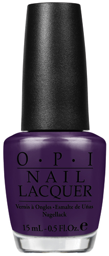 OPI Vant to Bite My Neck OPI Euro Centrale Collection Press Release & Promo Pictures