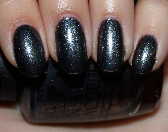 On Her Majesty's Secret Service by OPI Skyfall Collection Review & Swatches
