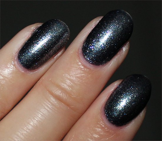 On Her Majesty's Secret Service by OPI Swatches & Review