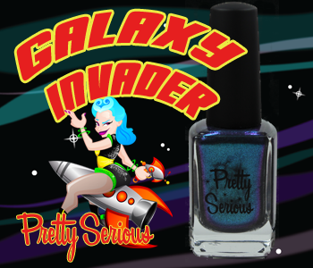Pretty Serious Galaxy Invader They Came From Beyond Space Collection Promo Pictures