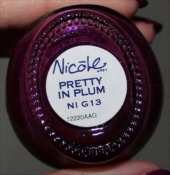 Pretty-in-Plum-Nicole-by-OPI-Selena-Gomez-Collection-2013