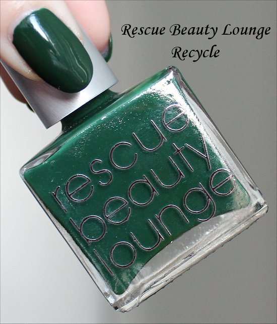 Rescue Beauty Lounge Recycle Review & Pictures
