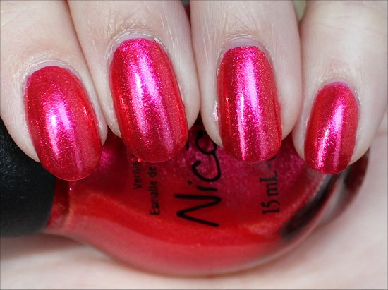 Scarlett Nicole by OPI Selena Gomez Collection Swatches