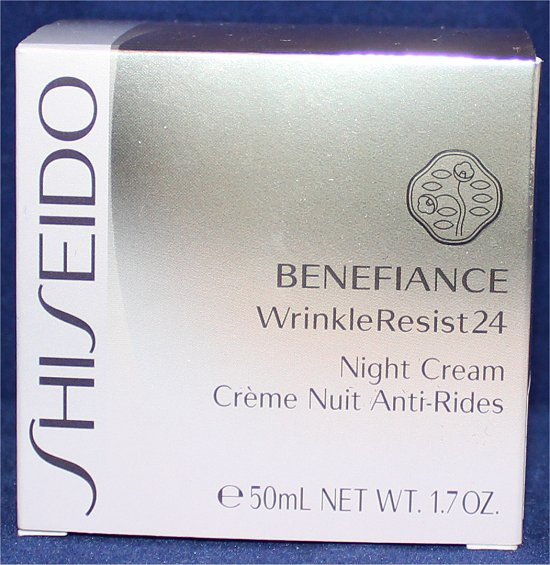 Sephora Canada VIB Discount Shiseido Benefiance WrinkleResist24 Night Cream