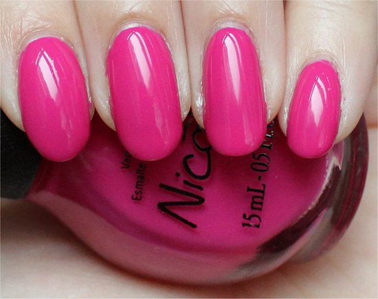 Spring Break Nicole by OPI Selena Gomez Collection