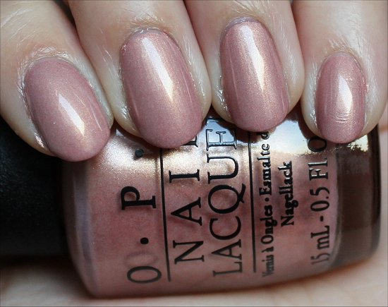 A Butterfly Moment Mariah Carey OPI Swatch
