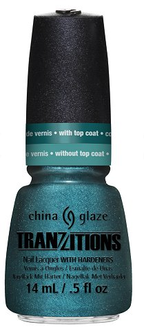 China Glaze Altered Reality China Glaze Tranzitions Collection Press Release & Promo Pictures