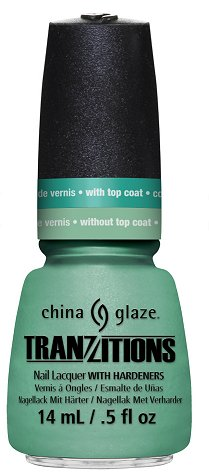 China Glaze Duplicity China Glaze Tranzitions Collection Press Release & Promo Pictures