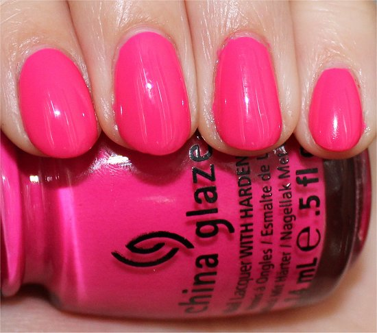 China Glaze Escaping Reality Review & Swatch