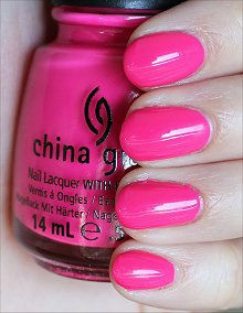 China Glaze Escaping Reality Swatches & Review