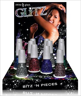 China Glaze Glitz-Bitz N Pieces Collection Press Release & Promo Pictures