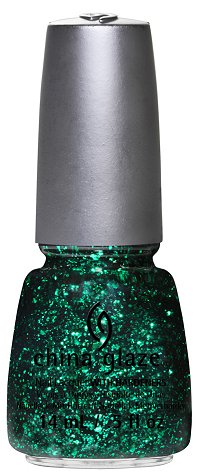 China Glaze Graffiti Glitter Glitz-Bitz N Pieces Collection Press Release & Promo Pictures