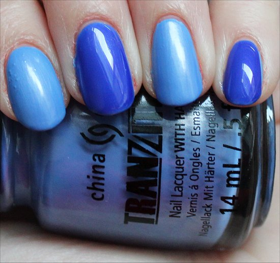 China Glaze Modify Me Review & Swatches
