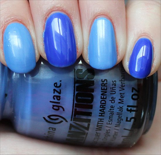 China Glaze Modify Me Swatch