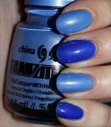 China Glaze Modify Me Swatches & Review