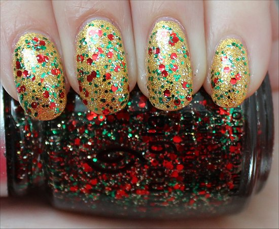 China Glaze Party Hearty Review & Swatch