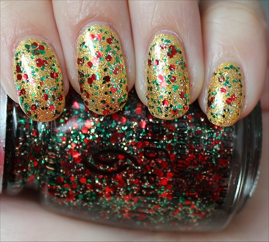China Glaze Party Hearty Swatch & Review