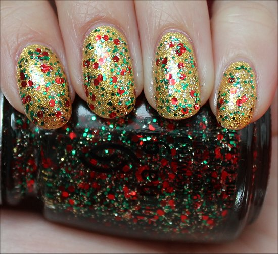 China Glaze Party Hearty Swatch