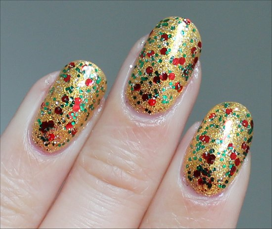 China Glaze Party Hearty Swatches