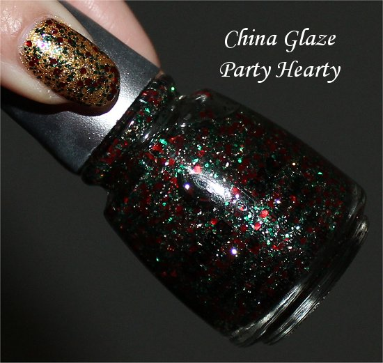 China Glaze Party Hearty