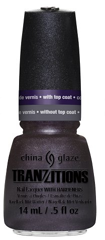 China Glaze Shape Shifter China Glaze Tranzitions Collection Press Release & Promo Pictures