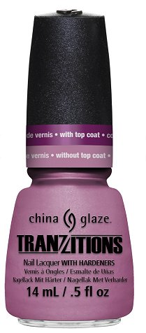 China Glaze Split Perso-NAIL-ity China Glaze Tranzitions Collection Press Release & Promo Pictures