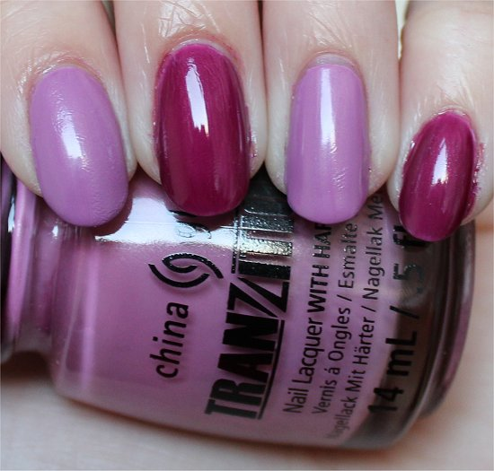 China Glaze Split Perso-Nail-ity Swatch, Review & Pics
